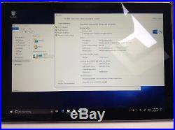 Microsoft Surface Pro 5 tablet FJT-00001 1796 Intel i5-73002 4GB 128GB Fair