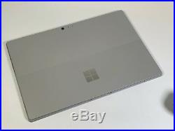 Microsoft Surface Pro 5th Gen Intel Core i5 7300U 2.60GHz 8GB RAM 256GB SSD