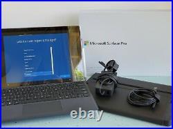 Microsoft Surface Pro 5th Gen Intel Core i5 8GB RAM 256GB FJY-00001 Original Box