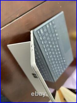 Microsoft Surface Pro 5th Gen Model # 1796 i5 2.6ghz, 8GB, 128 SSD