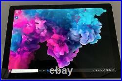 Microsoft Surface Pro 6 12.3 Core i5 8250U 8gb RAM 256gb 8th Gen (Model1909)