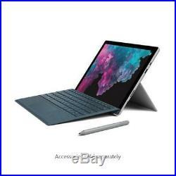 Microsoft Surface Pro 6 12.3 Core i5 8GB RAM 128GB SSD Platinum LGP-00001