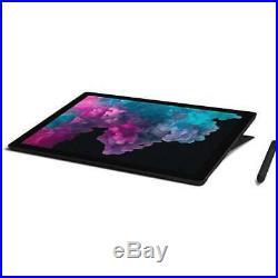 Microsoft Surface Pro 6 12.3 Intel 8/256GB + Extended Warranty & More LJM-00028