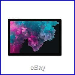 Microsoft Surface Pro 6 12.3 Intel Core i5 8GB RAM 256GB SSD Bundle Black