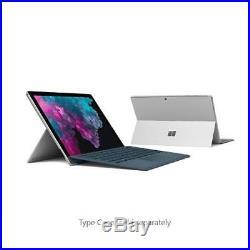 Microsoft Surface Pro 6 12.3 Intel Core i5 8GB RAM 256GB SSD Platinum