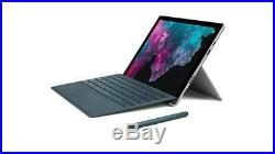 Microsoft Surface Pro 6 12.3 Intel Core i7 16GB RAM 512GB Platinum TABLET ONLY