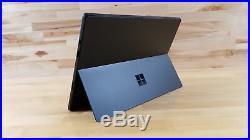 Microsoft Surface Pro 6 12.3 Intel Core i7 16GB RAM 512GB SSD Black 8th Gen