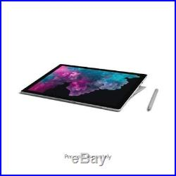 Microsoft Surface Pro 6 12.3 Intel Core i7 16GB RAM 512GB SSD Platinum 8th