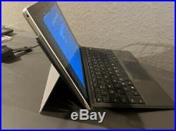 Microsoft Surface Pro 6 12.3 Intel i5 8GB 128GB Bundle Keyboard & Pen