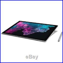 Microsoft Surface Pro 6 12.3 Intel i7-8650U 16GB/512GB Laptop+ Warranty Pack