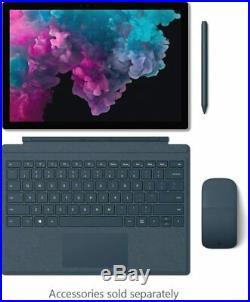 Microsoft Surface Pro 6 12.3 Tablet Core i7 16GB RAM 1TB SSD Platinum Silver