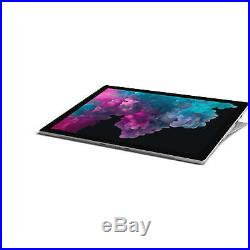 Microsoft Surface Pro 6 12.3 Tablet Laptop i5 8GB 128GB with Type Cover Bundle
