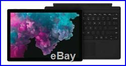 Microsoft Surface Pro 6 12.3 Tablet NKR-0001 i5 8GB 128GB with Type Cover Bundle