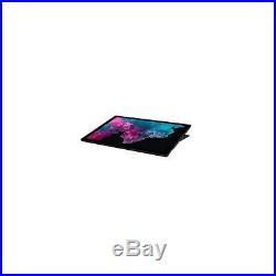 Microsoft Surface Pro 6 12.3 Tablet, i5-8250U, 8GB RAM, 256GB SSD, W10, Black
