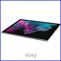 Microsoft Surface Pro 6 12.3 Touch I5-8250u 16gb Ram 256gb Ssd Silver Upgraded