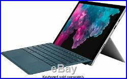 Microsoft Surface Pro 6 12.3 Touch-Screen Intel Core i5 8GB Memory