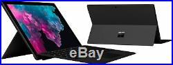 Microsoft Surface Pro 6 12.3 Touch Screen Intel Core i5 8GB Memory