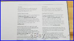 Microsoft Surface Pro 6 12.3 Touch-Screen Intel Core i5 8GB Memory New