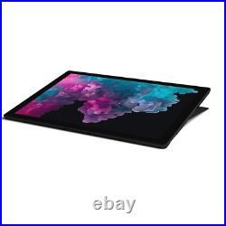 Microsoft Surface Pro 6 12.3 Touch-Screen Intel Core i7 8GB RAM 256GB SSD Black