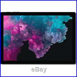 Microsoft Surface Pro 6 12.3 Touch Screen LGP-00001 i5 8GB RAM 128GB SSD Bundle