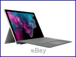 Microsoft Surface Pro 6 12.3 i5 8GB RAM 128GB SSD +Signature Type Cover Bundle