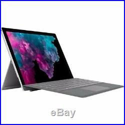 Microsoft Surface Pro 6 12.3 i5 8GB RAM 128GB SSD + Signature Type Cover Bundle
