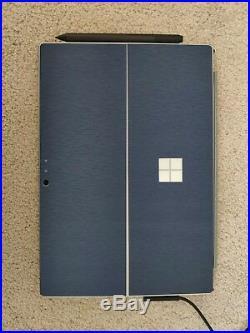Microsoft Surface Pro 6 12.3 i5 8GB RAM 128GB SSD huge bundle