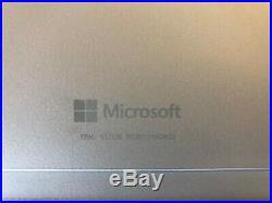 Microsoft Surface Pro 6 1796 12.3 Core i7-8650U 16GB RAM 512GB SSD WARRANTY