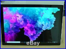 Microsoft Surface Pro 6 1796 8th Gen i7 1.9GHZ 16GB RAM 512GB SSD Windows 10 Pro