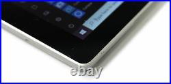 Microsoft Surface Pro 6 -1796 i5-8250U 8GB RAM 128GB eMMC Silver Win 10 Home