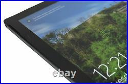 Microsoft Surface Pro 6 -1796 i7-8650U 8GB RAM 256GB eMMC Black Windows 10 Home