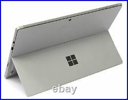 Microsoft Surface Pro 6 -1796 i7-8650U 8GB RAM 256GB eMMC Silver Windows 10 Home
