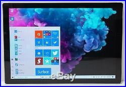 Microsoft Surface Pro 6 1TB Core i7-8650U 1.9GHz 16GB RAM Wi-Fi 12.3 W10H