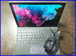 Microsoft Surface Pro 6 1TB, Intel Core i7-8650U, 16GB RAM, 12.3 inch -Platinum