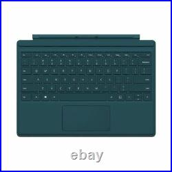 Microsoft Surface Pro 6, 5, 4, 3 Type Cover Keyboard Teal, QC7-00006 BRAND NEW