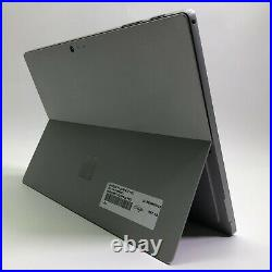 Microsoft Surface Pro 6 8th Gen. I7 CPU 1TB SSD 16GB RAM 12.3 Tablet Platinum
