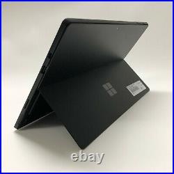 Microsoft Surface Pro 6 8th Gen. I7 CPU 256GB SSD 8GB RAM 12.3 Tablet Black