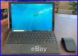 Microsoft Surface Pro 6 Black i5 8GB 256GB Keyboard + Pen+Mouse / Windows 10 PRO