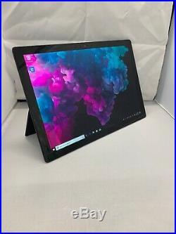 Microsoft Surface Pro 6 (Intel Core i5, 8GB RAM, 256 GB) Black