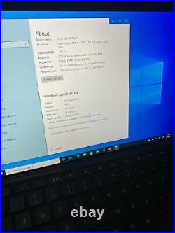 Microsoft Surface Pro 6 LGP00001 128GB, Wi-Fi, 12.3 inch Tablet Platinum