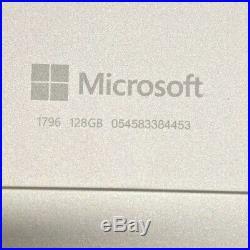 Microsoft Surface Pro 6 M3 128GB Type Cover Keyboard Laptop Computer Bundle
