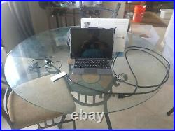 Microsoft Surface Pro 6 Tablet Bundle (128GB SSD, Wi-Fi, 12.3) Silver Color