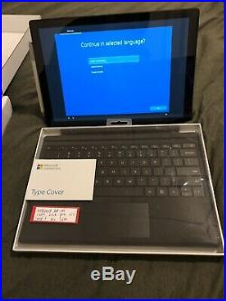 Microsoft Surface Pro 6 With Keyboard, Pen And Geek Squad Protection