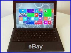 Microsoft Surface Pro 6 i5-8250u 8GB RAM 256GB Win10 inc. Keyboard bundle