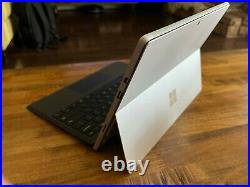 Microsoft Surface Pro 6, withStylus, 128GB, Wi-Fi, 12.3 inch Tablet Platinum