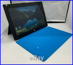 Microsoft Surface Pro 64GB, Wi-Fi Black Tablet with Keyboard