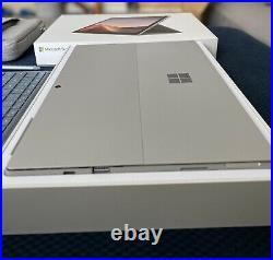 Microsoft Surface Pro 7-10th Gen intel core i5/256GB/8GB RAM-Pen/Keyboard/Case