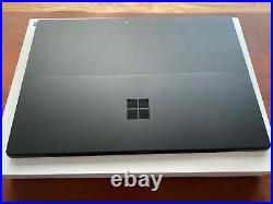 Microsoft Surface Pro 7 10th i7 16GB RAM 256GB SSD with keyboard