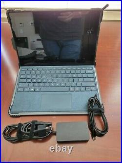 Microsoft Surface Pro 7 12.3 (256GB SSD, Intel Core i7, 16GB Ram) & Extras