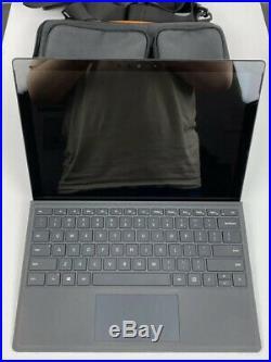 Microsoft Surface Pro 7 12.3 (256GB SSD, i5 10th Gen, 3.70 GHz, 8GB Black)